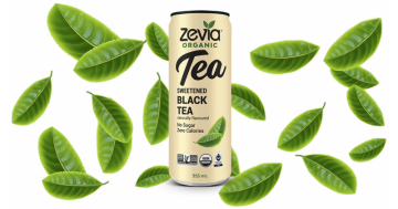 Zevia Black tea-1