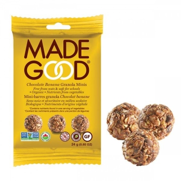 Granola minis: Chocolate Banana-2