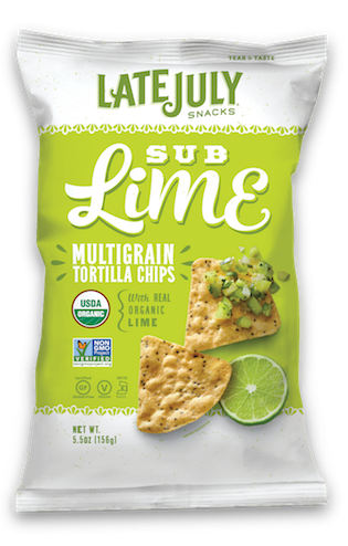 tortillas chips multigrain, Sub Lime-1