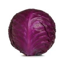 cabbage, red-1