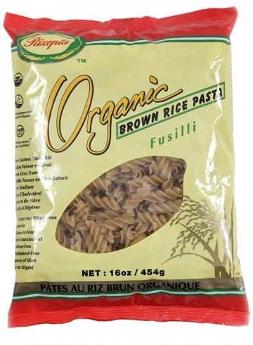 Fusilli: brown rice-1