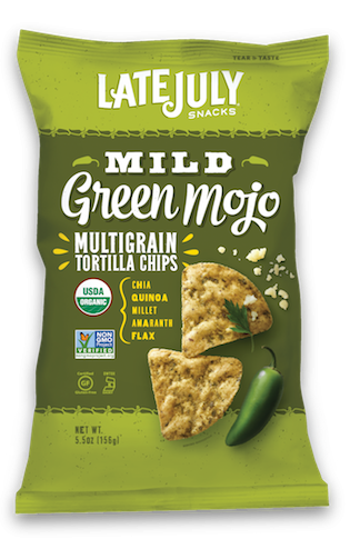tortillas chips multigrain, Green Mojo-1