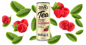 zevia Raspberry black tea-1