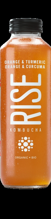 Kombucha orange et curcuma-1