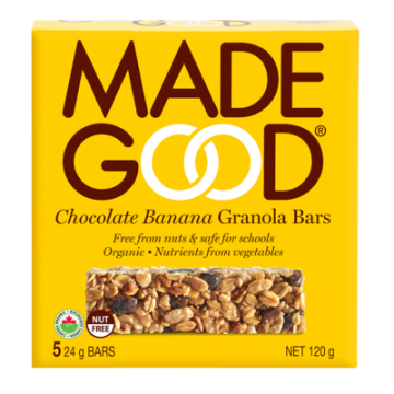 Granola bars: Chocolate banana-1