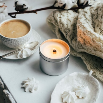 Candles: soy wax-1