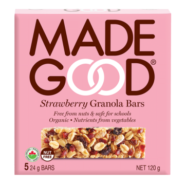 Granola Bar: Strawberry-1