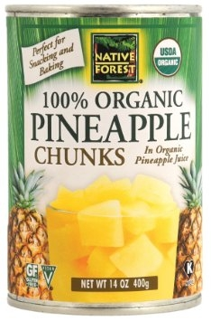 pineapple,chunks (can)-1