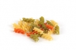 fusilli, vegetables