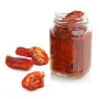 sun dried tomatoes in sunflower oil (glass jar)