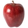 apple, delicious  red